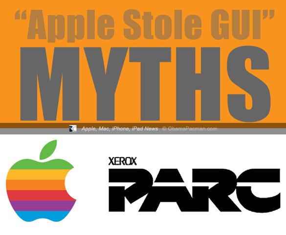 Xerox demanda a Apple
