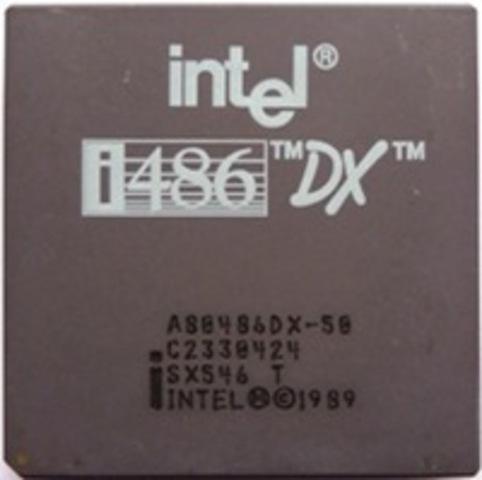 El 80486DX