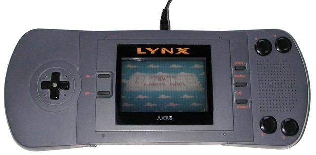 El Atari Lynx