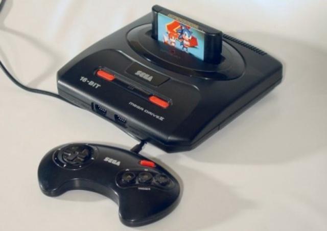 El Sega Genesis o Megadrive
