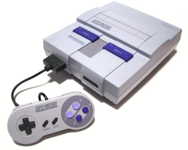 El Super Nintendo (SNES)