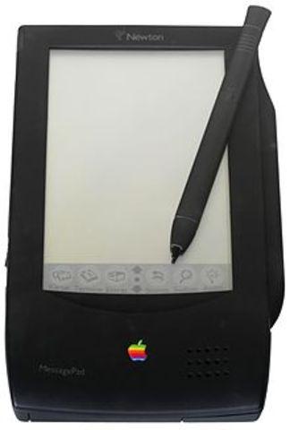 Debuta la Newton de Apple