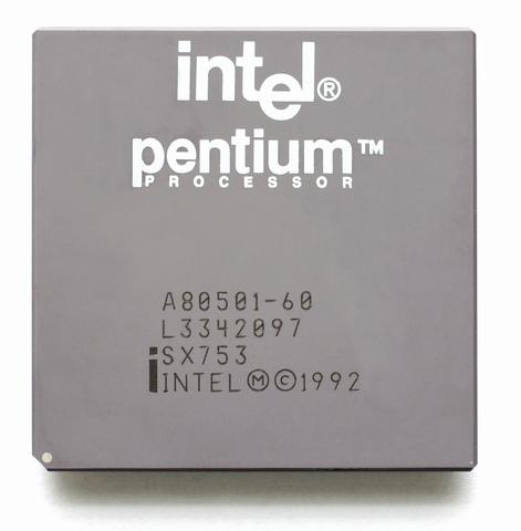 Sale el Pentium