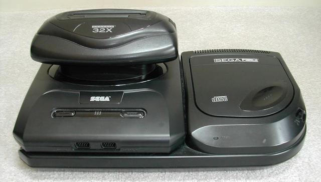 El Sega 32X