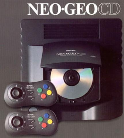 Neo•Geo CD