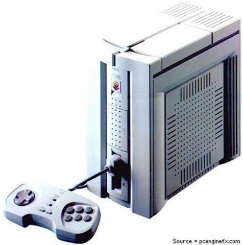 El PC-FX