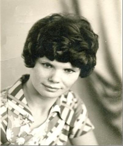 Плотникова Валентина Андреевна