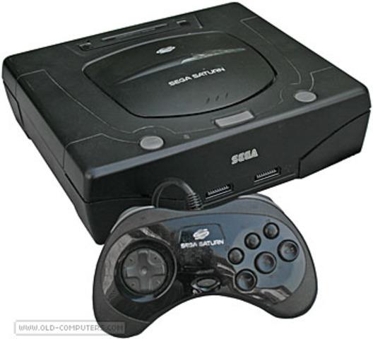 El Sega Saturn