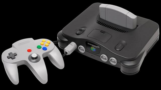 El Nintendo64