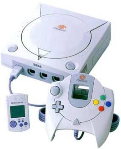 El Sega Dreamcast (DC)