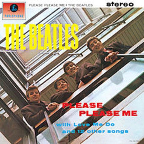 The Beatles Release Thier Debut Album