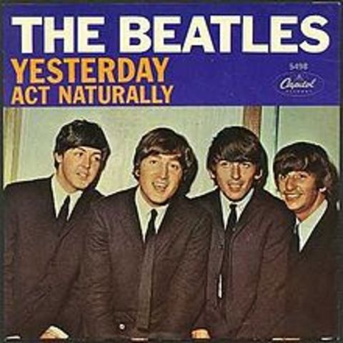 Beatles Release What Becomes The Most ecorded Song In History