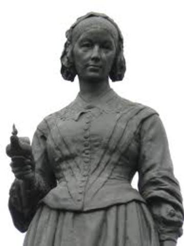 Homenaje a Florence Nightengale