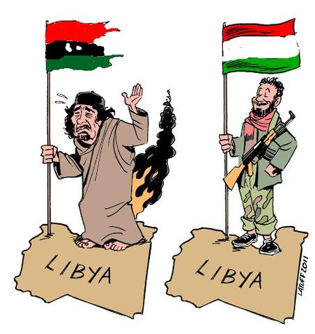 Italian Colonisation Of Libya