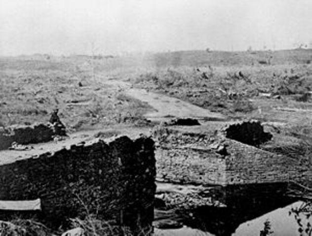 2nd Battle of Bull Run/ Manassas