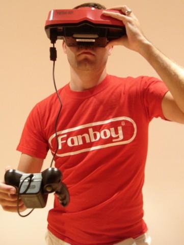 El Virtual Boy