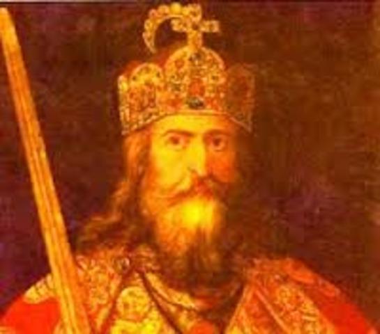 Reinado de Carlo Magno