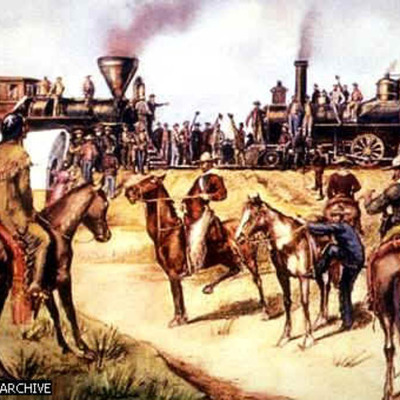 Westward Expansion timeline