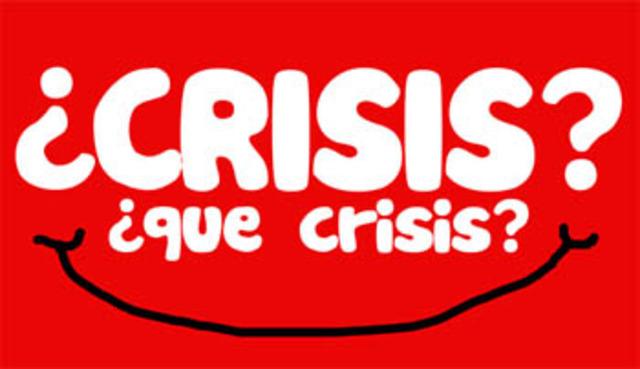 El govern no parla de crisi