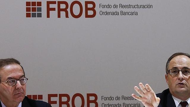 Creació el Fons de Reestructuració Ordenada Bancària (FROB)