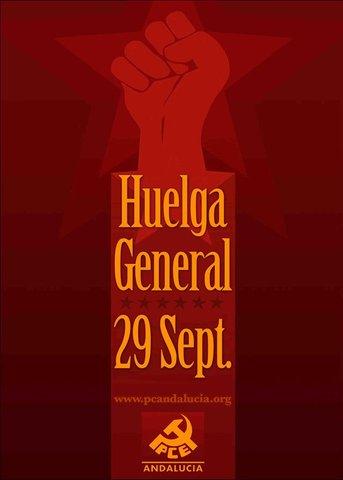Els sindicats convoquen a una vaga general.