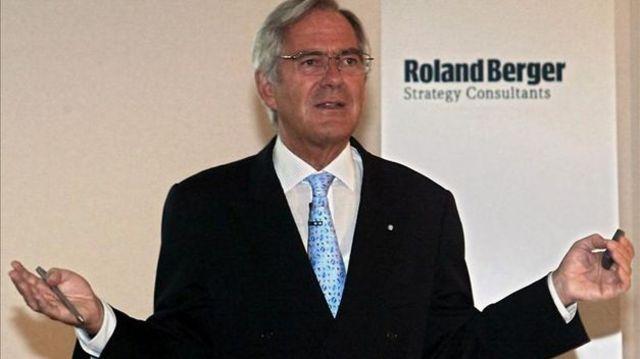 Les consultores Roland Berger i Olvier Wyman