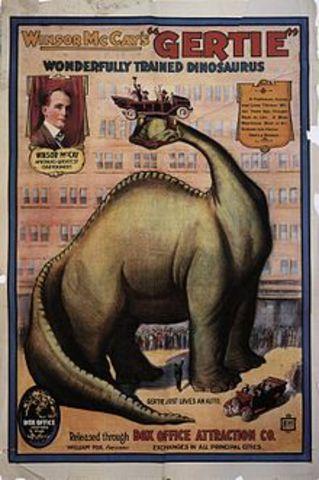 """Gertie the Dinosaur"""