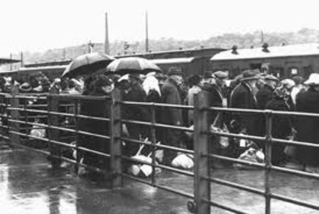 Gypsies To Birkenau
