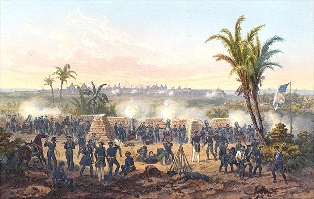 Mexican-American War Begins (1/2)