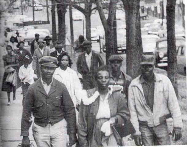 Montgomery Bus Boycott