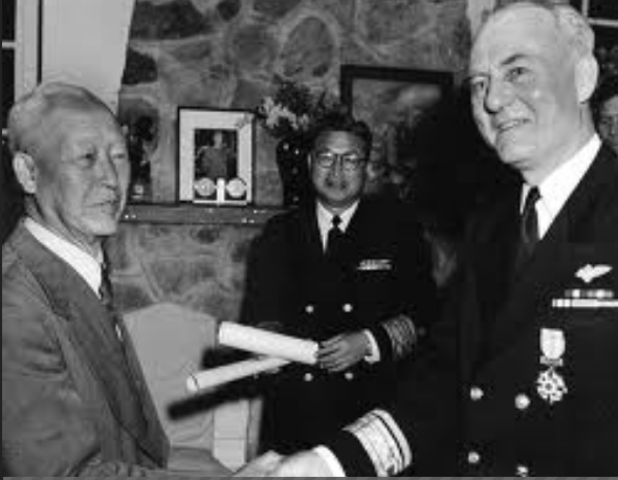 History before Korean War part 3