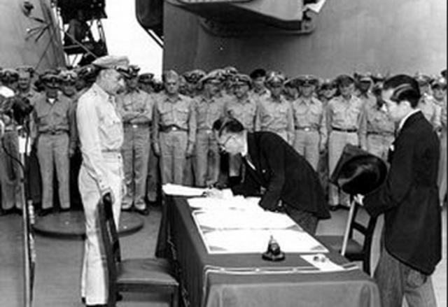 History before Korean War part 6