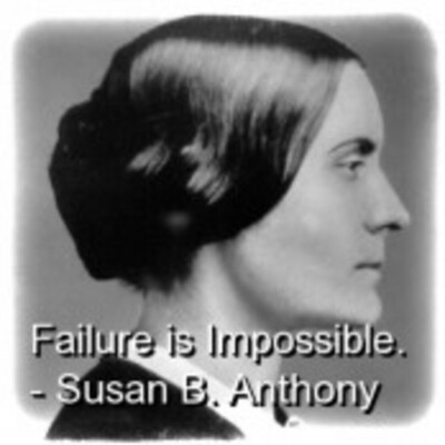 Susan B. Anthony: Overcoming Every Obstacle timeline
