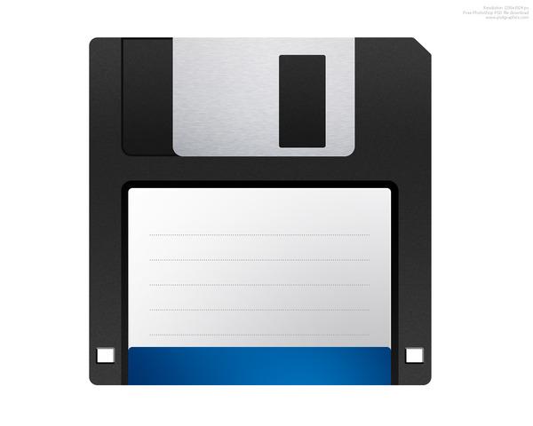 IBM creates the floppy disk