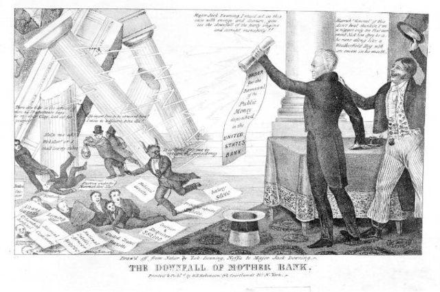 Bank War of 1830