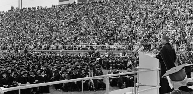 JFK Speech Still Relevant Today