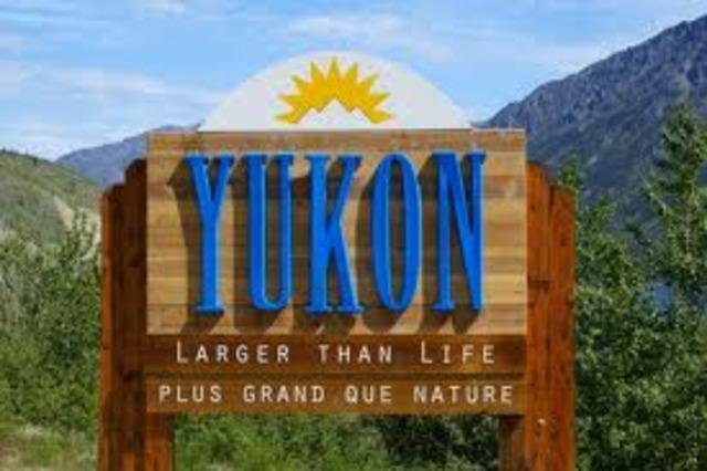Yukon joins Canada