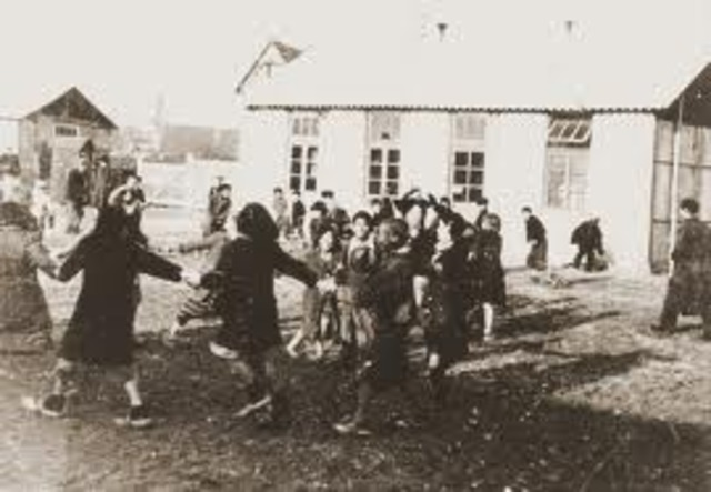Gypsy and African-German children are expelled from public schools.