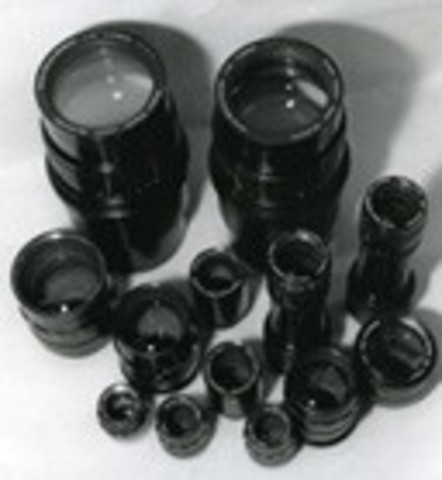 High-resolution Lenses