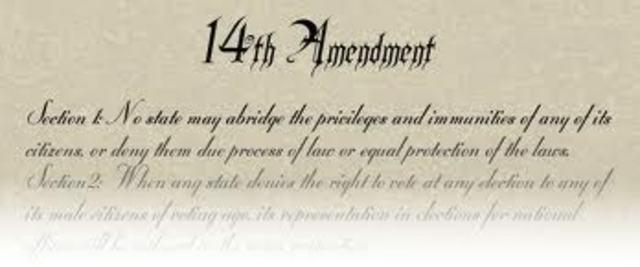 Amendment, 14th