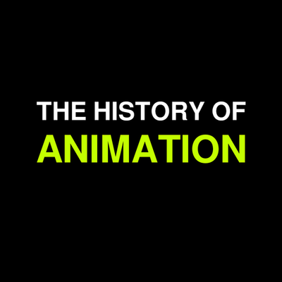Events in the History of Animation timeline