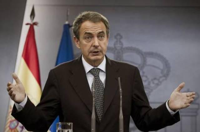 ZAPATERO AVANÇA LES ELECCIONS GENERALS A NOVEMBRE