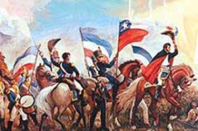 Batalla de Maipú(Chile)