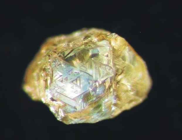 Diamonds are Discovered in Kimberley, South Africa