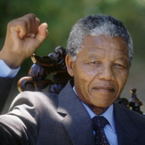 Nelson Mandela Fights Back