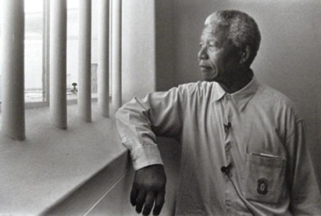 Mandela Sent to Jail for Life