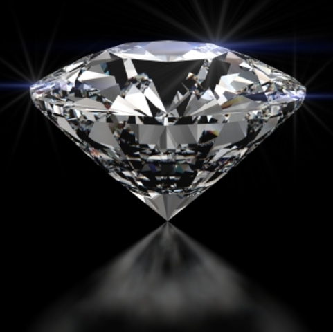 Discovery of Diamonds, and Gold