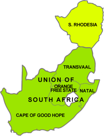 Union of South Africa is Formed