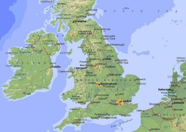 Primer Compedio Estadístico de Inglaterra