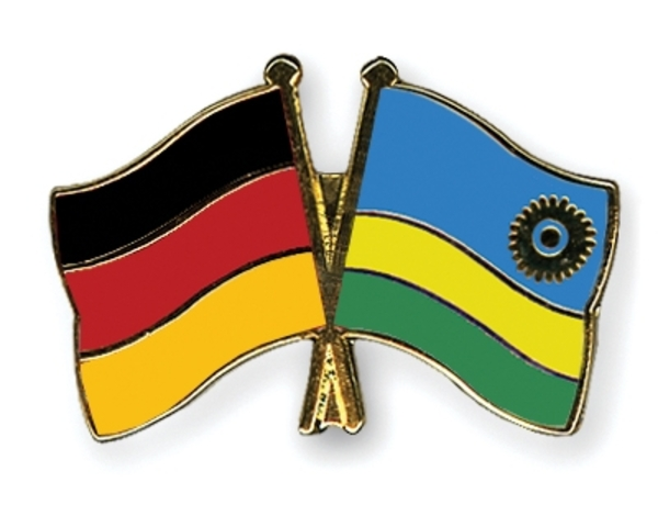 Germany imperalizes Rwanda